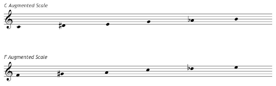 チェレプニン9音音階再び!:左...